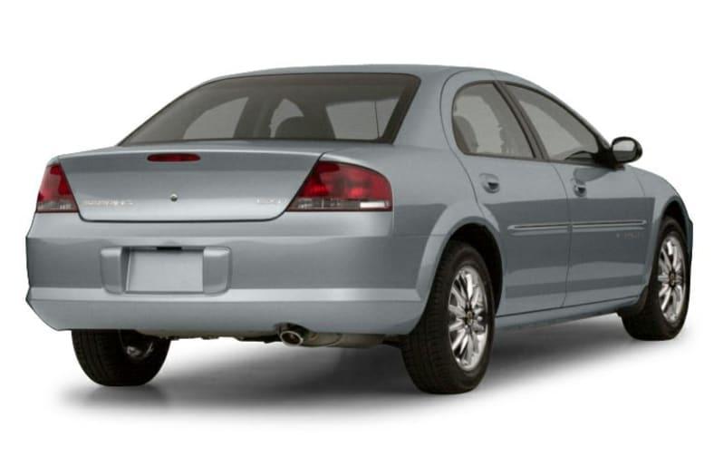 2002 Chrysler Sebring Exterior Photo