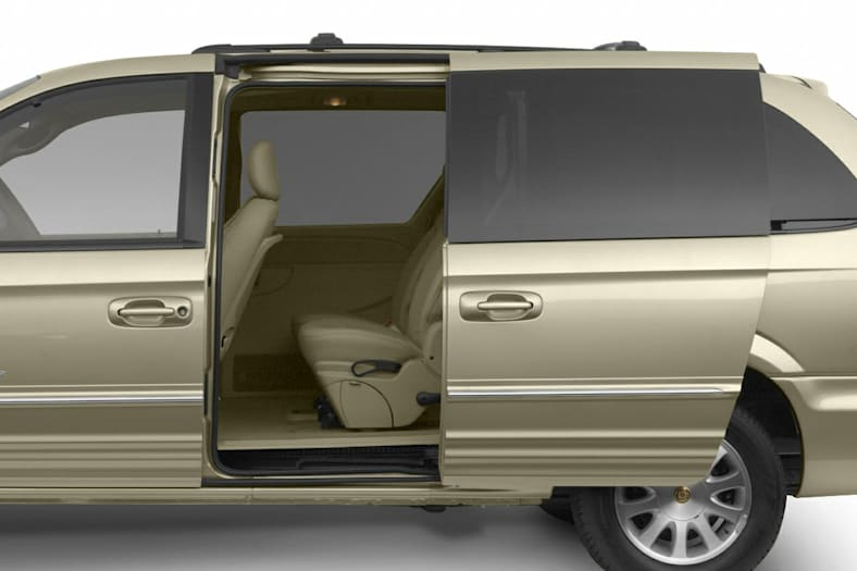 2002 Chrysler Town & Country Exterior Photo