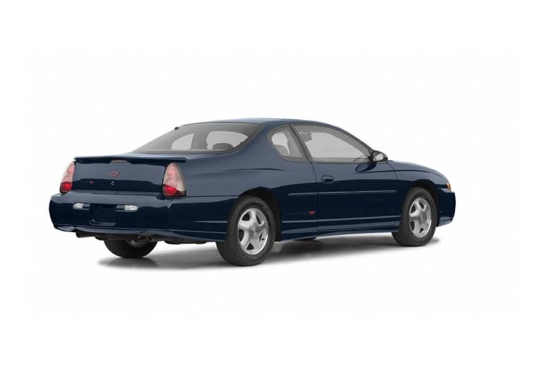 2002 Chevrolet Monte Carlo Exterior Photo