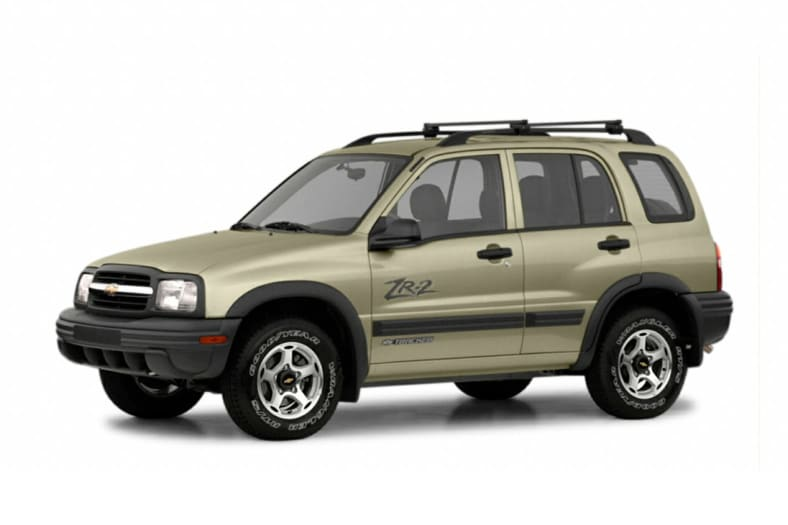 2002 Chevrolet Tracker Hard Top Lt 4dr 4x4 Pictures
