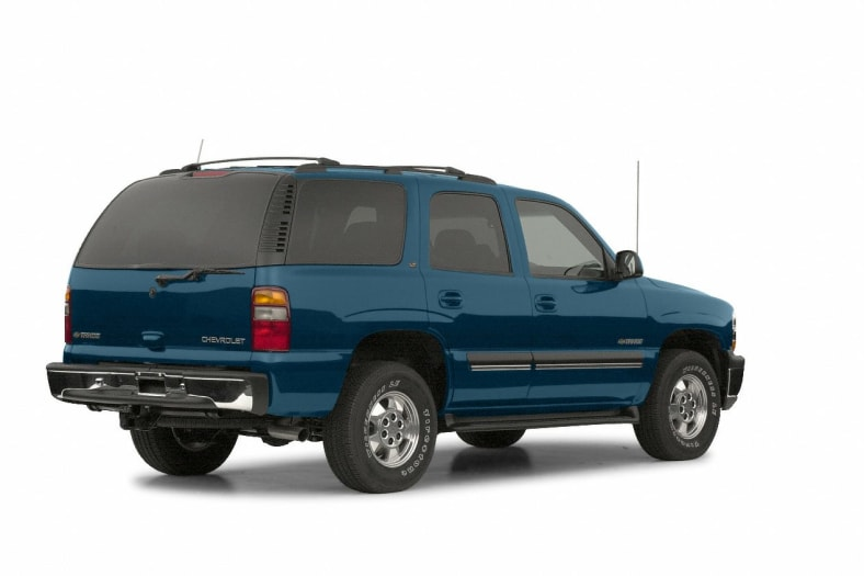 2002 Chevrolet Tahoe Exterior Photo