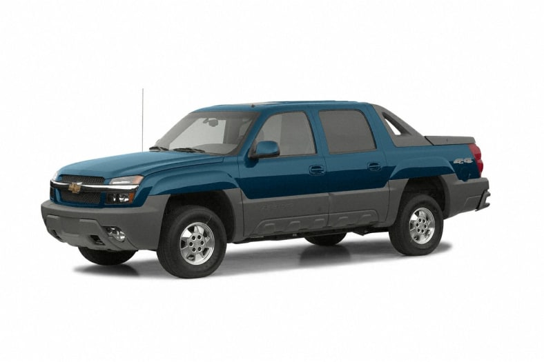 2002 Chevrolet Avalanche 1500 Exterior Photo