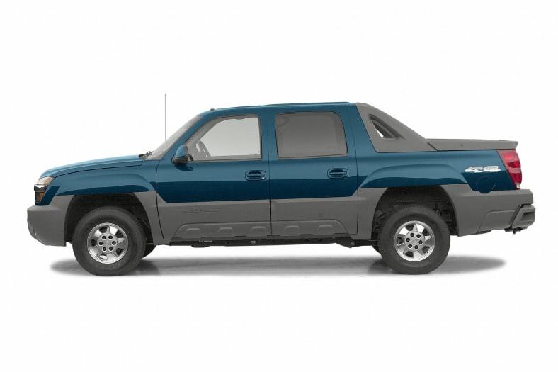 2002 Chevrolet Avalanche 1500 Exterior Photo