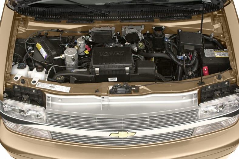 2002 Chevrolet Astro Exterior Photo