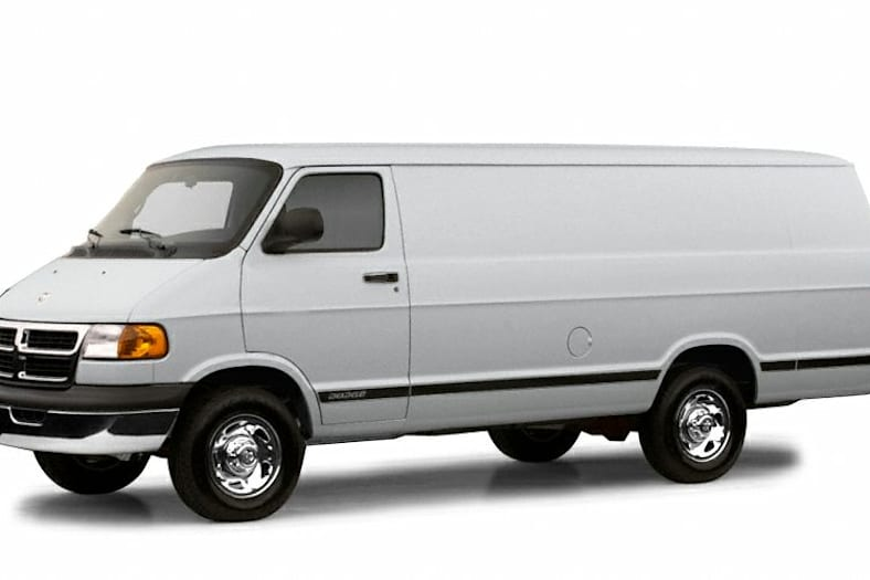 2002 dodge ram van 3500 base cargo van 127 2 in wb pictures. Black Bedroom Furniture Sets. Home Design Ideas