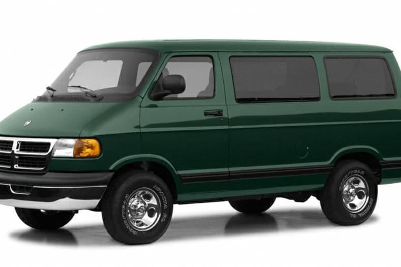 2002 Ram Wagon 2500