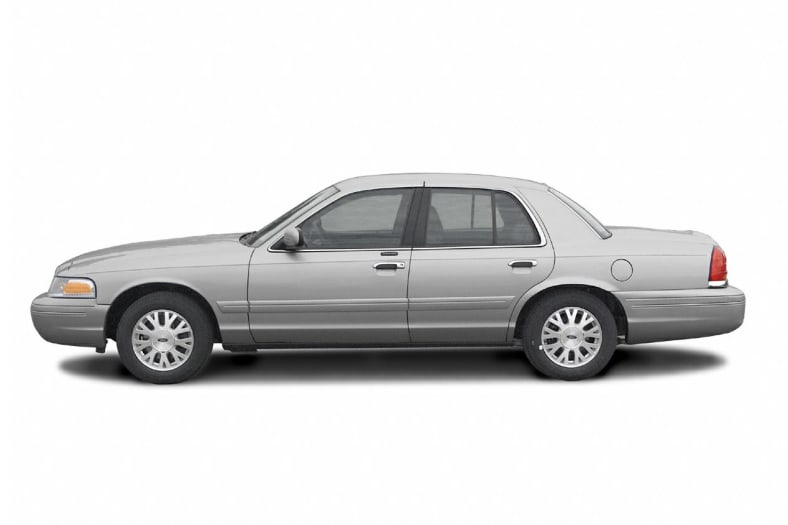 2002 Ford Crown Victoria Exterior Photo