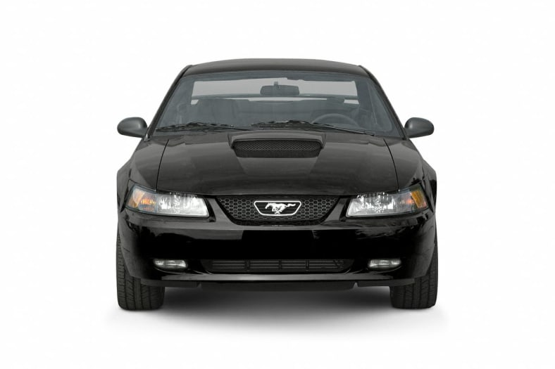 2002 Ford Mustang Exterior Photo
