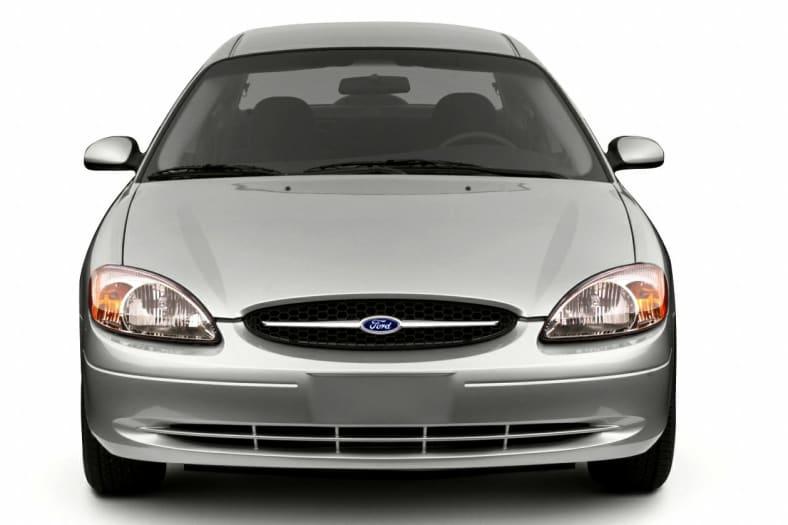 2002 Ford Taurus Exterior Photo