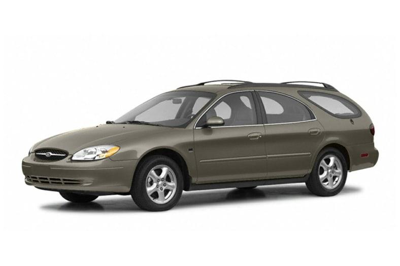 2002 Taurus
