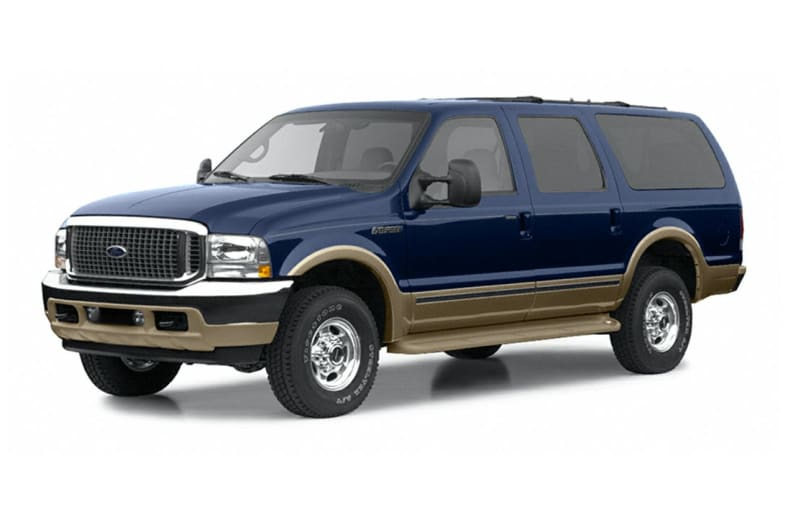 2002 ford excursion information. Black Bedroom Furniture Sets. Home Design Ideas