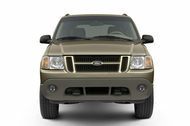 2002 Ford Explorer Sport Exterior Photo