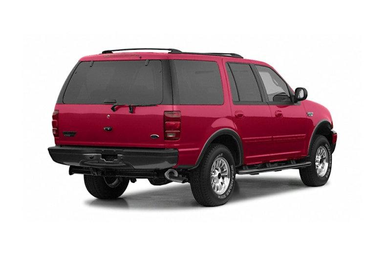 2002 Ford Expedition Exterior Photo