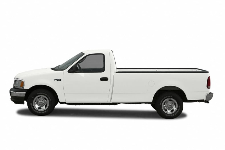 2002 Ford F-150 Exterior Photo