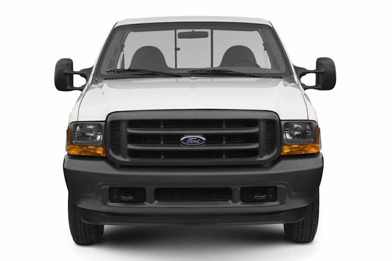 2002 Ford F-250 Exterior Photo