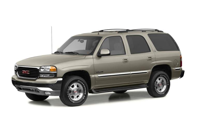 2002 Yukon