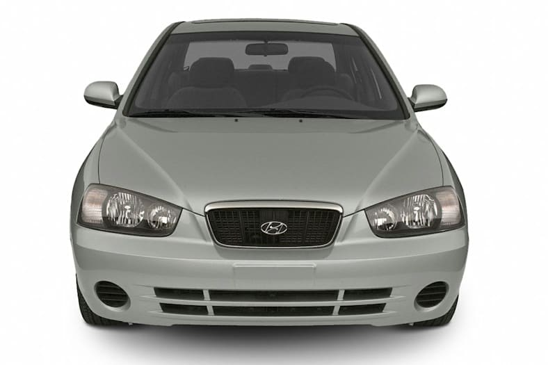 2002 Hyundai Elantra Exterior Photo