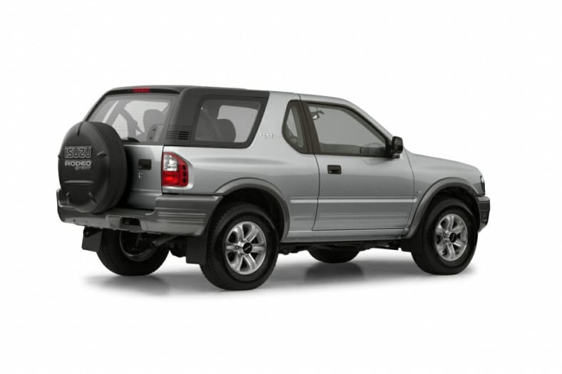 2002 Isuzu Rodeo Sport S 3 2l V6 Hard Top 2dr 4x4 Pictures