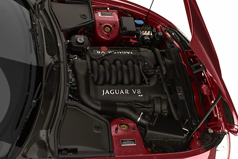 2002 Jaguar XK8 Exterior Photo