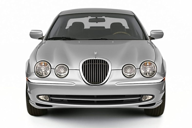 2002 Jaguar S TYPE Exterior Photo