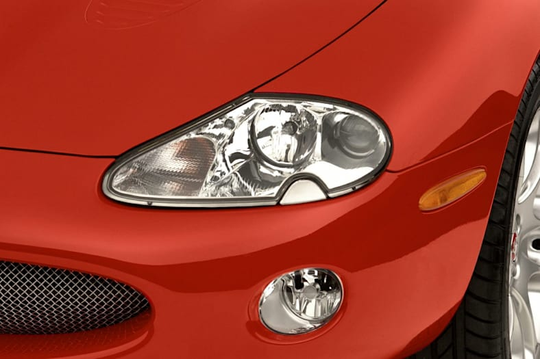 2002 Jaguar XKR Exterior Photo