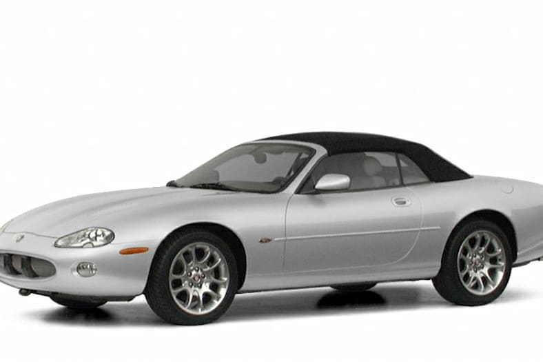 2002 XKR