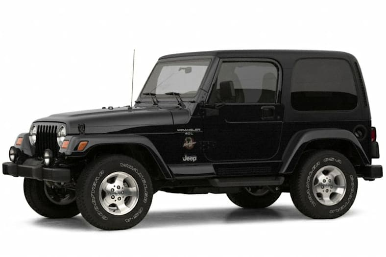 Jeep Wrangler Sport For Sale >> 2002 Jeep Wrangler Information