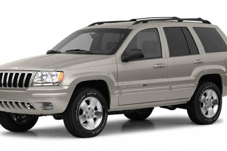 2002 Jeep Grand Cherokee Information