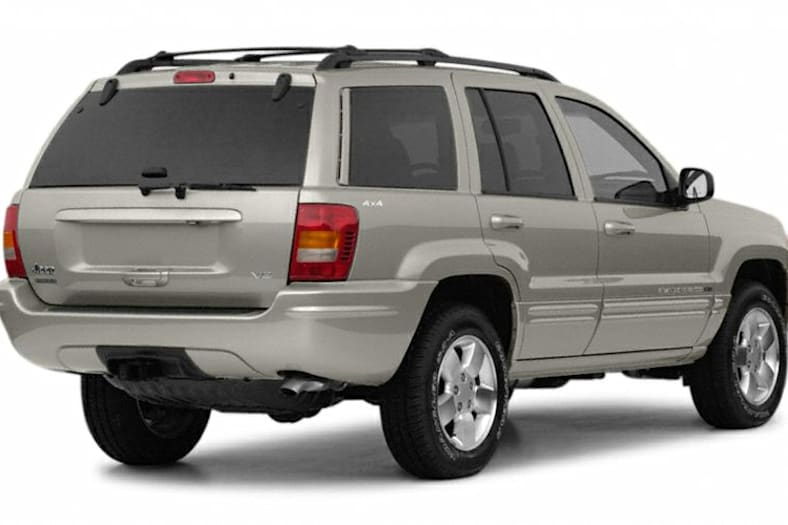 2002 Jeep Grand Cherokee Laredo 4dr 4x4 Specs And Prices