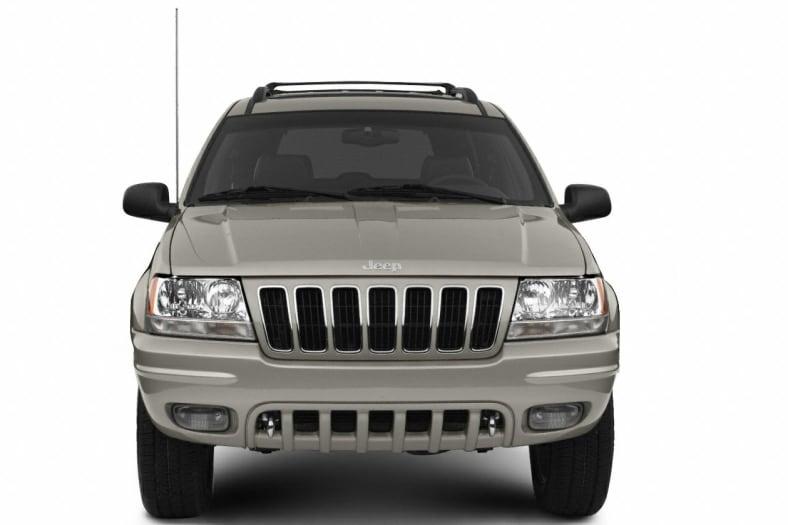 2002 Jeep Grand Cherokee Exterior Photo