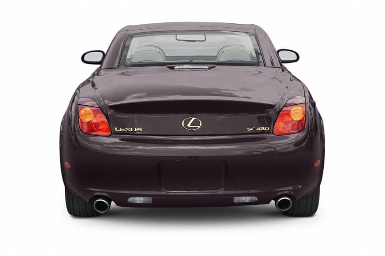 2002 Lexus SC 430 Exterior Photo