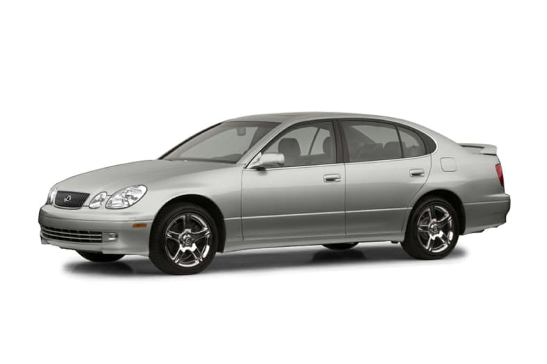 2002 GS 430