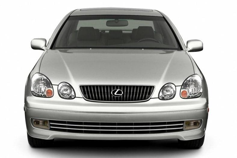 2002 Lexus GS 430 Exterior Photo