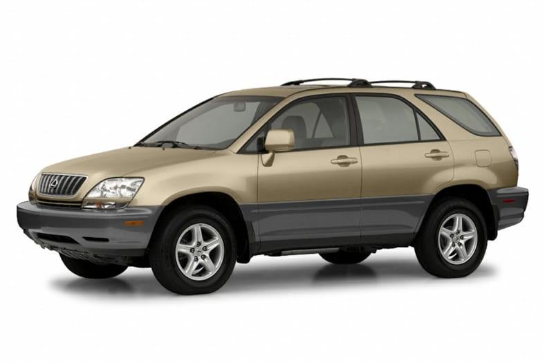 2002 RX 300