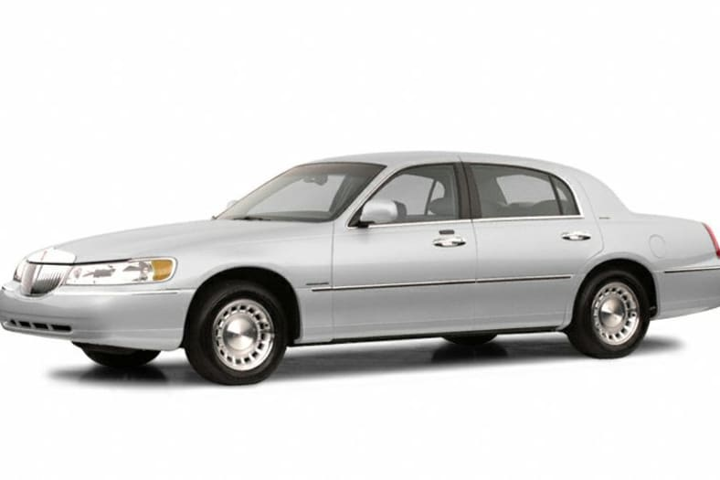 2002 lincoln town car information. Black Bedroom Furniture Sets. Home Design Ideas
