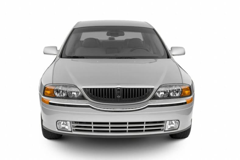 Usb Lic A on 2002 Lincoln Ls Mpg