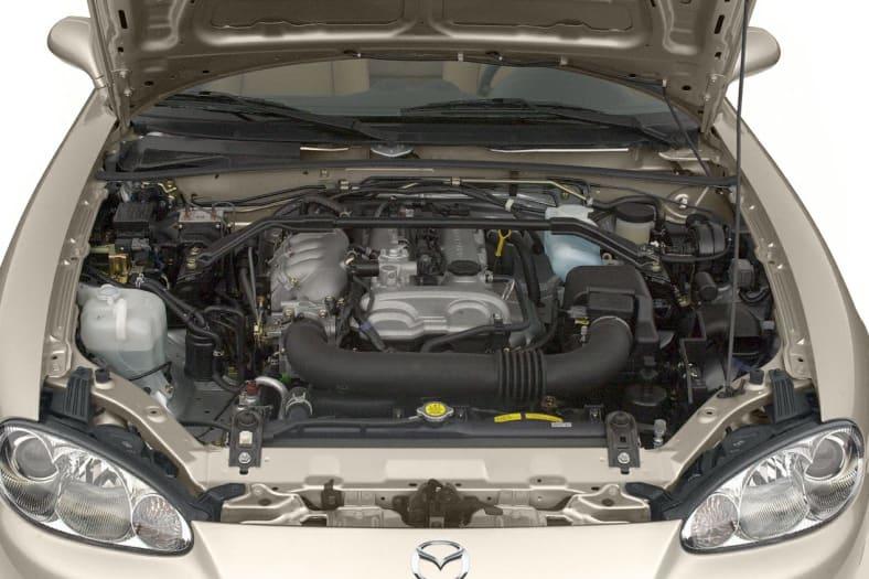 2002 Mazda MX-5 Miata Exterior Photo