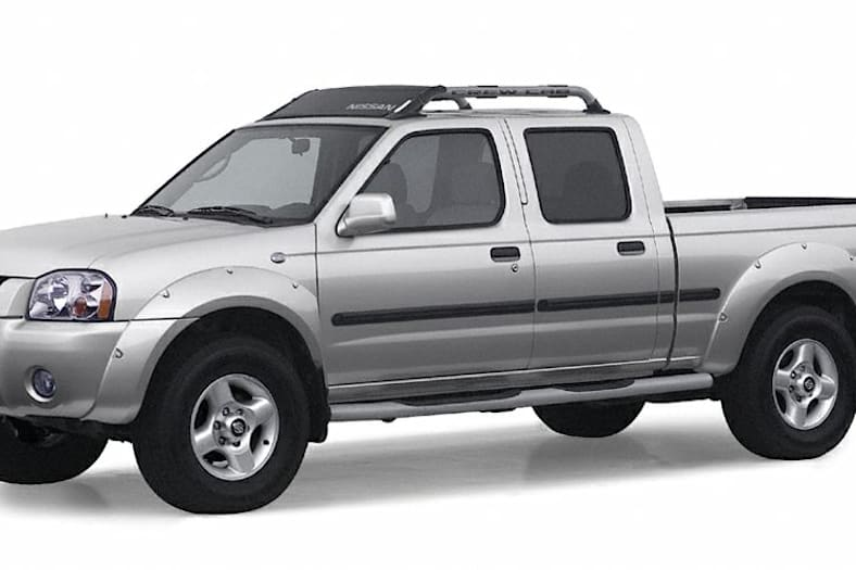 2002 nissan frontier xe v6 4x2 long bed crew cab 131 in. Black Bedroom Furniture Sets. Home Design Ideas