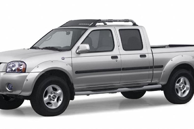 2002 Nissan Frontier Exterior Photo