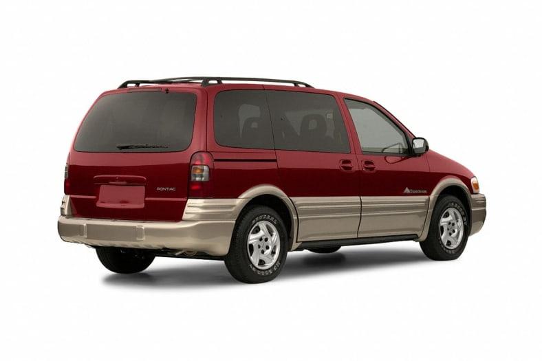 2002 Pontiac Montana Exterior Photo
