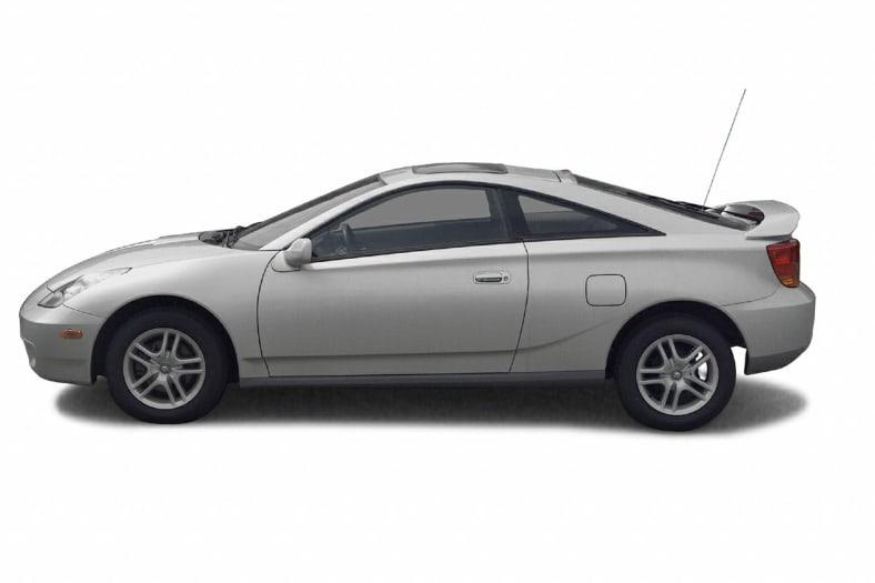 2002 Toyota Celica Exterior Photo
