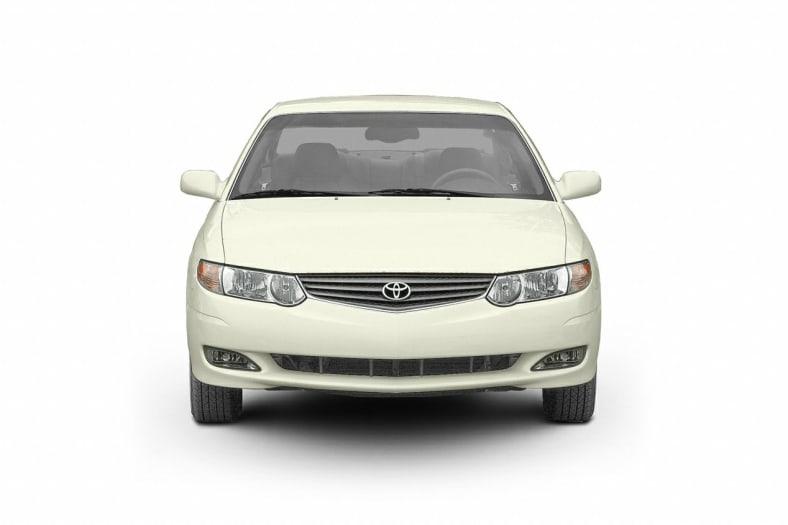 2002 Toyota Camry Solara Pictures