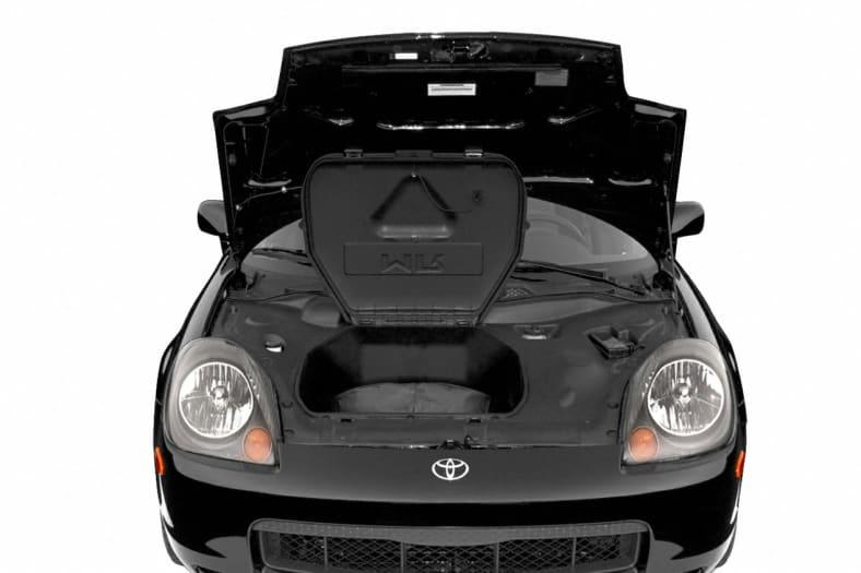 2002 Toyota MR2 Spyder Exterior Photo