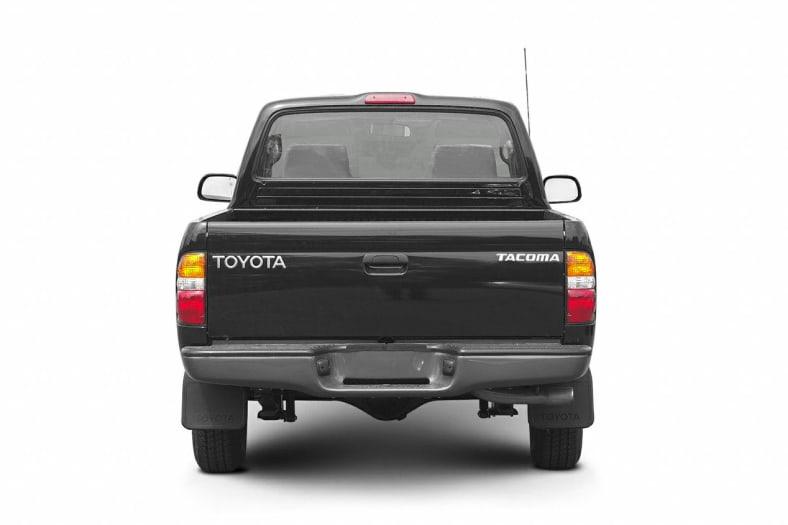 2002 Toyota Tacoma Exterior Photo