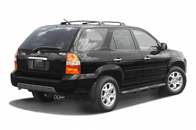 2003 Acura MDX Pictures