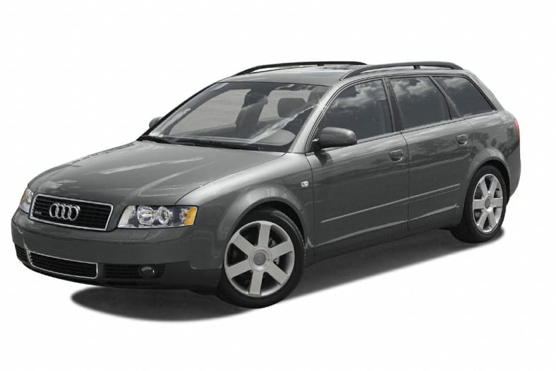 2003 audi a4 1 8t avant 4dr all wheel drive quattro. Black Bedroom Furniture Sets. Home Design Ideas