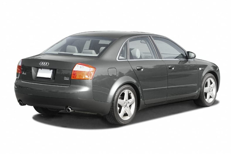 Audi A Dr Allwheel Drive Quattro Sedan Specs And Prices - 2003 audi a4