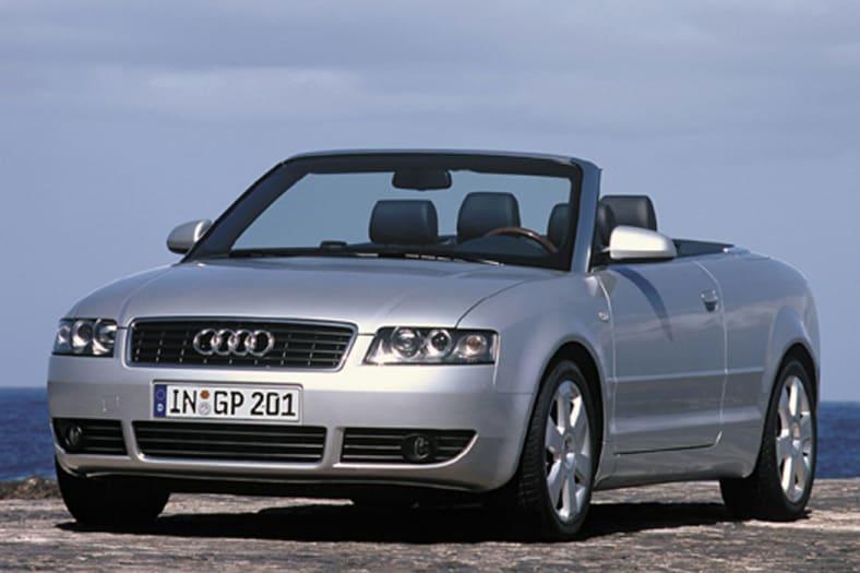 Audi A T Dr Frontwheel Drive FrontTrak Cabriolet Specs - Audi a4 specs