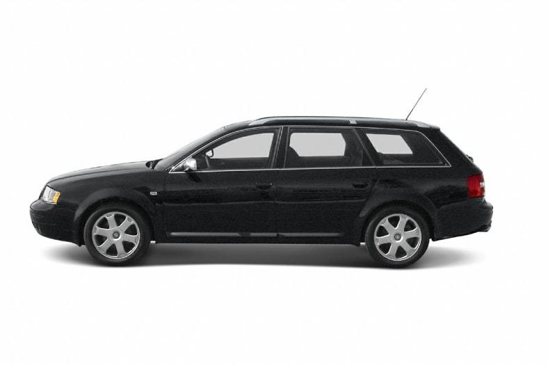 2003 Audi S6 Exterior Photo