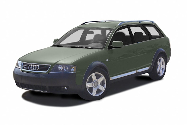2003 audi allroad 2 7t 4dr all wheel drive quattro wagon information. Black Bedroom Furniture Sets. Home Design Ideas
